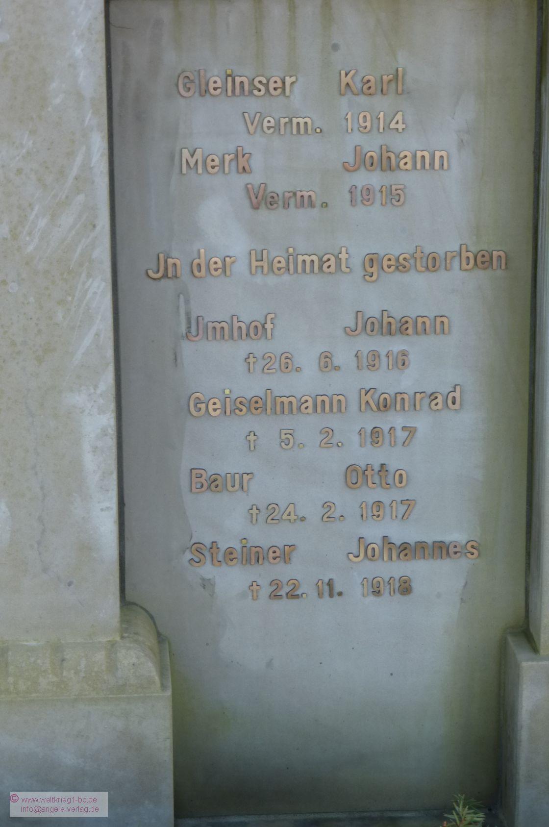 Schweinhausen Gemeinde Hochdorf