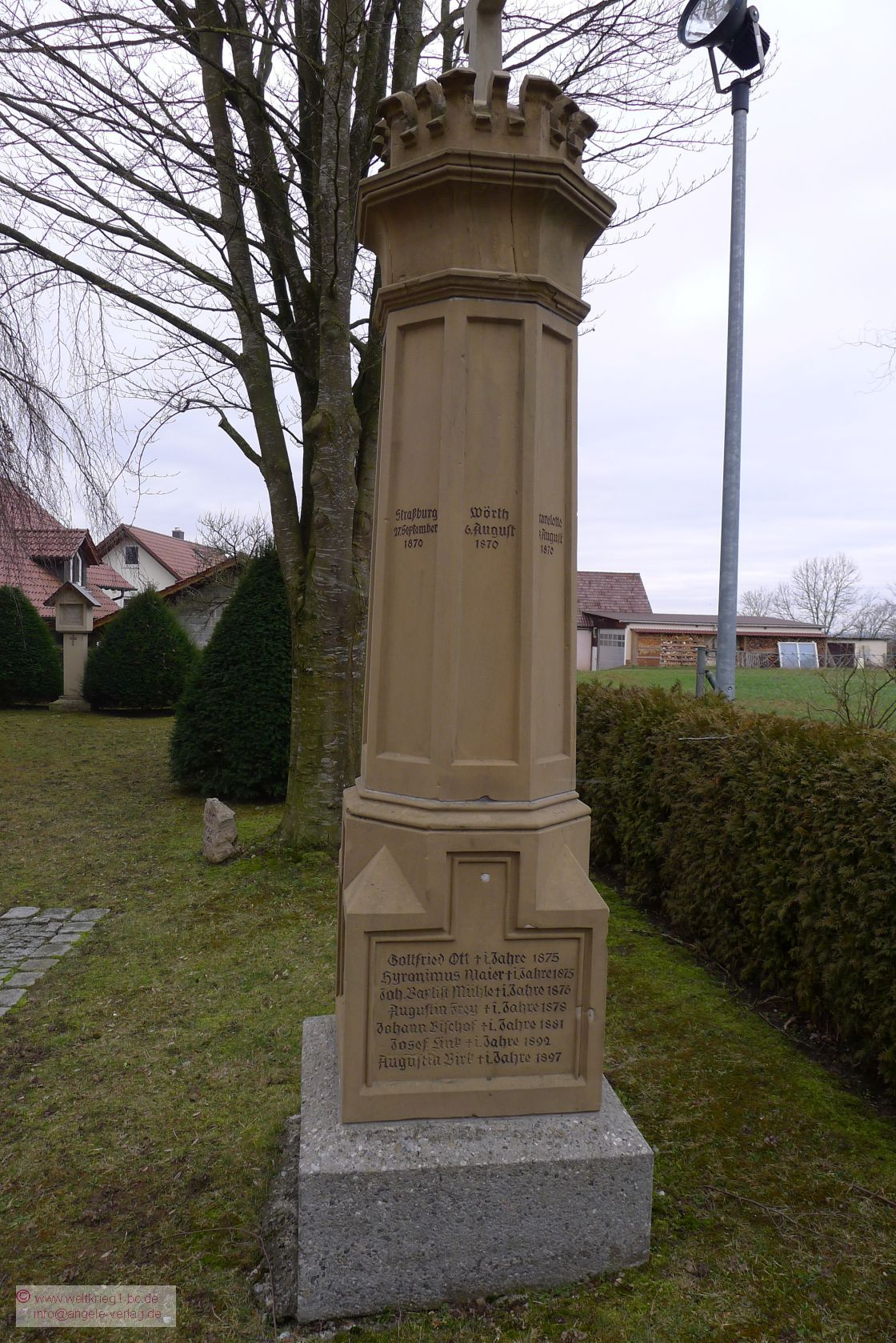 Baustetten Gemeinde Laupheim