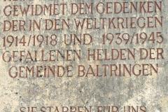 Baltringen Gemeinde Mietingen