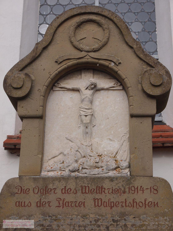 Walpertshofen Gemeinde Mietingen